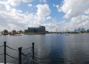 Thumbnail 2 bed flat for sale in Western Gateway, Royal Victoria Dock, London