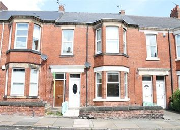 Thumbnail 2 bed flat for sale in Tosson Terrace, Heaton, Newcastle Upon Tyne.