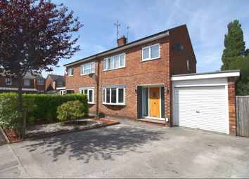 Thumbnail 3 bed semi-detached house for sale in Slater Street, Macclesfield
