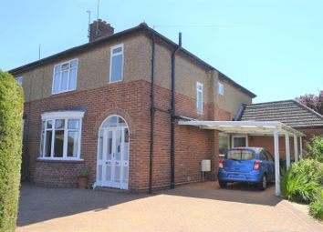Thumbnail 5 bed semi-detached house for sale in Kent Road, King's Lynn