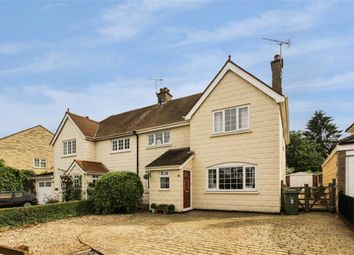 Thumbnail 4 bed semi-detached house for sale in Highworth Road, Faringdon, Oxfordshire