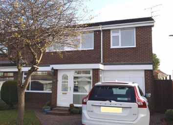 Thumbnail 4 bedroom semi-detached house for sale in Brookside, Dudley, Cramlington