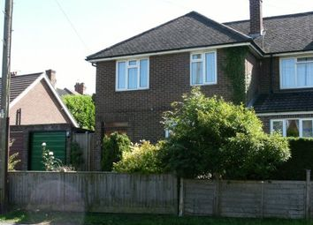 Thumbnail 3 bed semi-detached house to rent in Henwood Green Road, Pembury, Tunbridge Wells