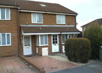 Thumbnail 1 bedroom flat to rent in Oaktree Crescent, Bradley Stoke, Bristol