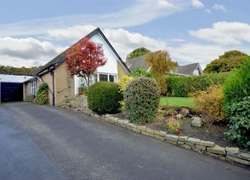 Thumbnail 4 bed detached bungalow for sale in Woodroyd Avenue, Honley, Holmfirth, West Yorkshire