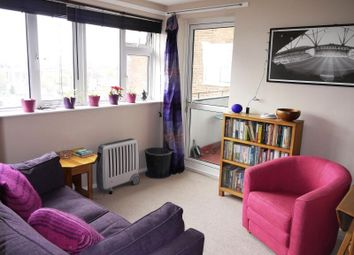 Thumbnail 1 bed flat to rent in Pope House, Manor Estate, London