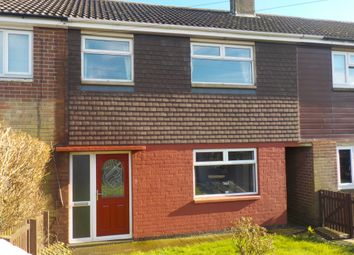 Thumbnail 3 bed town house to rent in Ferndene Walk, Birstall, Batley