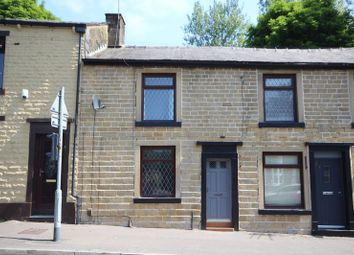 Thumbnail 2 bed terraced house for sale in Whitworth Road, Healey, Rochdale