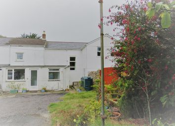 Thumbnail 2 bed terraced house for sale in Druids Lodge, Illogan, Redruth, Cornwall.
