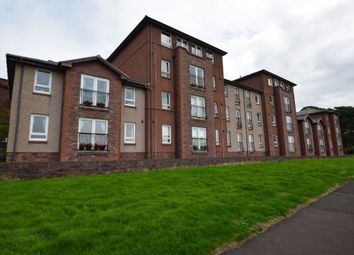 Thumbnail 2 bed flat for sale in Arranview Court, Irvine, North Ayrshire