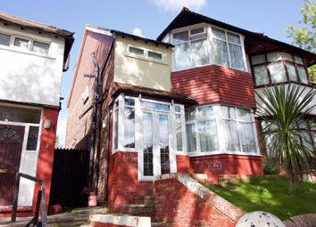 Thumbnail 6 bed semi-detached house for sale in Salisbury Drive, Prestwich, Manchester
