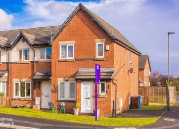 Thumbnail 3 bedroom semi-detached house to rent in Miriam Grove, Leigh, Lancashire