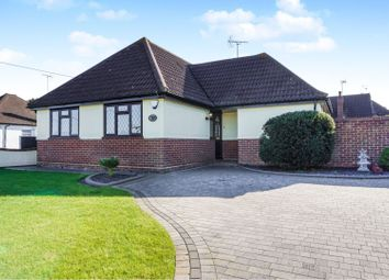 Thumbnail 3 bed detached bungalow for sale in Rawreth Lane, Rayleigh