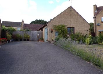 Thumbnail 2 bed bungalow for sale in Rutland Close, South Witham, Grantham, England