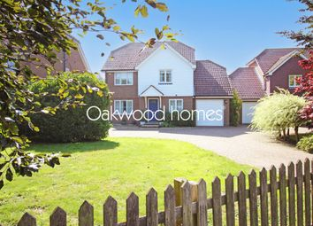 Thumbnail 4 bed detached house for sale in Cottington Road, Cliffsend, Ramsgate