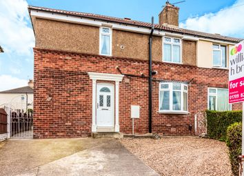 Thumbnail 3 bed semi-detached house for sale in Scrooby Street, Greasbrough, Rotherham