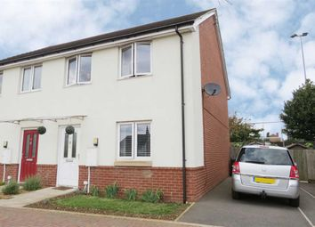 Thumbnail 3 bed semi-detached house for sale in Tamer Road, Sleaford