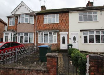Thumbnail 2 bed terraced house for sale in Herrick Road, Coventry