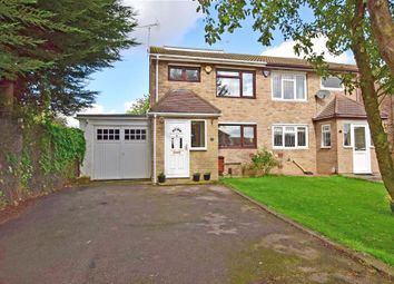 4 bed semi-detached house for sale in Carisbrooke Close, Hornchurch, Essex RM11