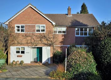 Thumbnail 4 bed detached house to rent in Thrupps Lane, Hersham