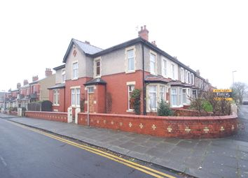 Thumbnail 3 bed end terrace house for sale in Poplar Avenue, Blackpool