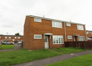 Thumbnail 3 bed semi-detached house to rent in Aldridge Court, Ushaw Moor, Durham