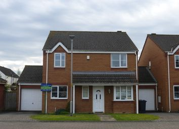 Thumbnail 4 bedroom detached house for sale in Little Normans, Longlevens, Gloucester