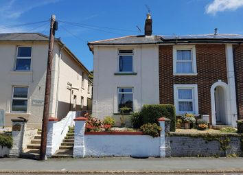 Thumbnail 2 bed terraced house for sale in Landguard Road, Shanklin