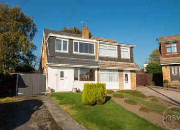 Thumbnail 3 bed semi-detached house for sale in Derby Hill Crescent, Ormskirk, Lanchasire