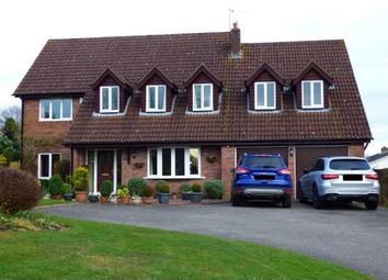 Thumbnail 6 bed detached house for sale in Grange Park, St. Arvans, Chepstow