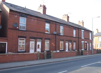 Thumbnail 2 bed terraced house to rent in Bradley Road, Wrexham