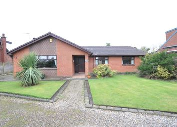 Thumbnail 4 bed detached bungalow for sale in Lower Lane, Freckleton, Preston, Lancashire