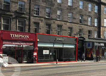 Thumbnail Retail premises to let in Lothian Road, Edinburgh