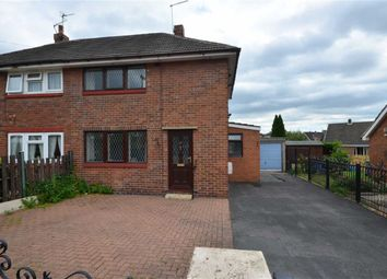 Thumbnail 2 bedroom semi-detached house for sale in Brigshaw Drive, Castleford, West Yorkshire