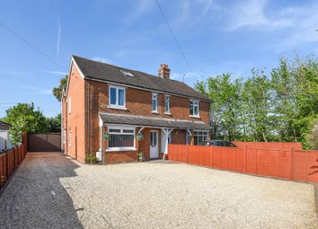 Thumbnail 4 bed semi-detached house for sale in London Road, Thatcham