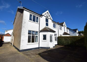 Thumbnail 4 bed semi-detached house for sale in St. Davids Road, Whitchurch, Cardiff.