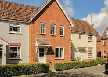 Thumbnail 3 bed terraced house for sale in Acorn Close, Heybridge, Maldon