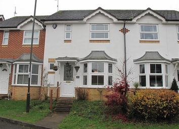 Thumbnail 2 bed terraced house to rent in Shaftesbury Road, Maidenbower, Crawley