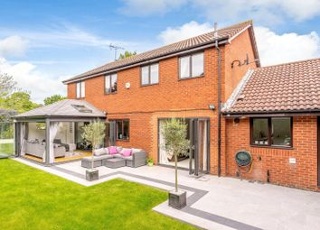 4 bed detached house for sale in Windmill Field, Windlesham, Surrey GU20