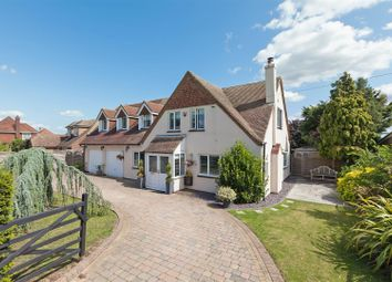 Thumbnail 5 bed detached house for sale in Mill Lane, Hartlip, Sittingbourne