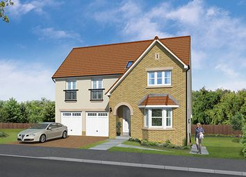 "Thumbnail 4 bedroom detached house for sale in ""Coldstream"" at Lairds Dyke, Inverkip, Greenock"