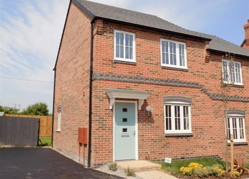 Thumbnail 3 bed semi-detached house to rent in Gee Lane, Thringstone
