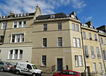 Thumbnail 1 bedroom flat for sale in Portland Place, Lansdown, Bath