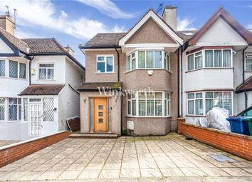 Thumbnail 5 bedroom semi-detached house for sale in West Avenue, London