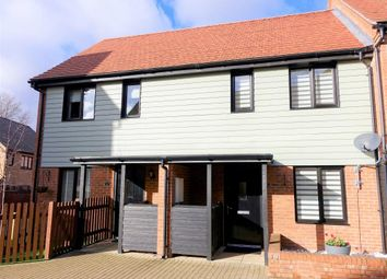 Thumbnail 2 bed terraced house to rent in Derby Drive, Leybourne, West Malling