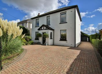 Thumbnail 4 bed detached house for sale in Caldicot Road, Portskewett, Caldicot