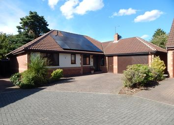Thumbnail 4 bed detached bungalow for sale in The Gardens, Bessacarr, Doncaster