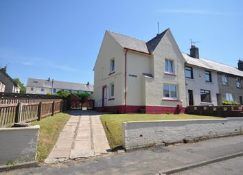 Thumbnail 3 bed end terrace house for sale in 11 Dowhill Road, Girvan
