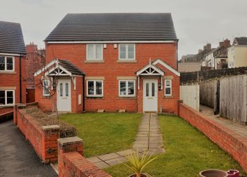 Thumbnail 2 bed semi-detached house for sale in Victoria Gardens, Wrexham