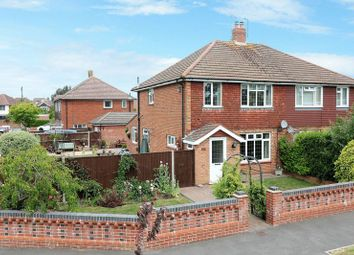 Thumbnail 3 bed semi-detached house for sale in Belmont Grove, Bedhampton, Havant